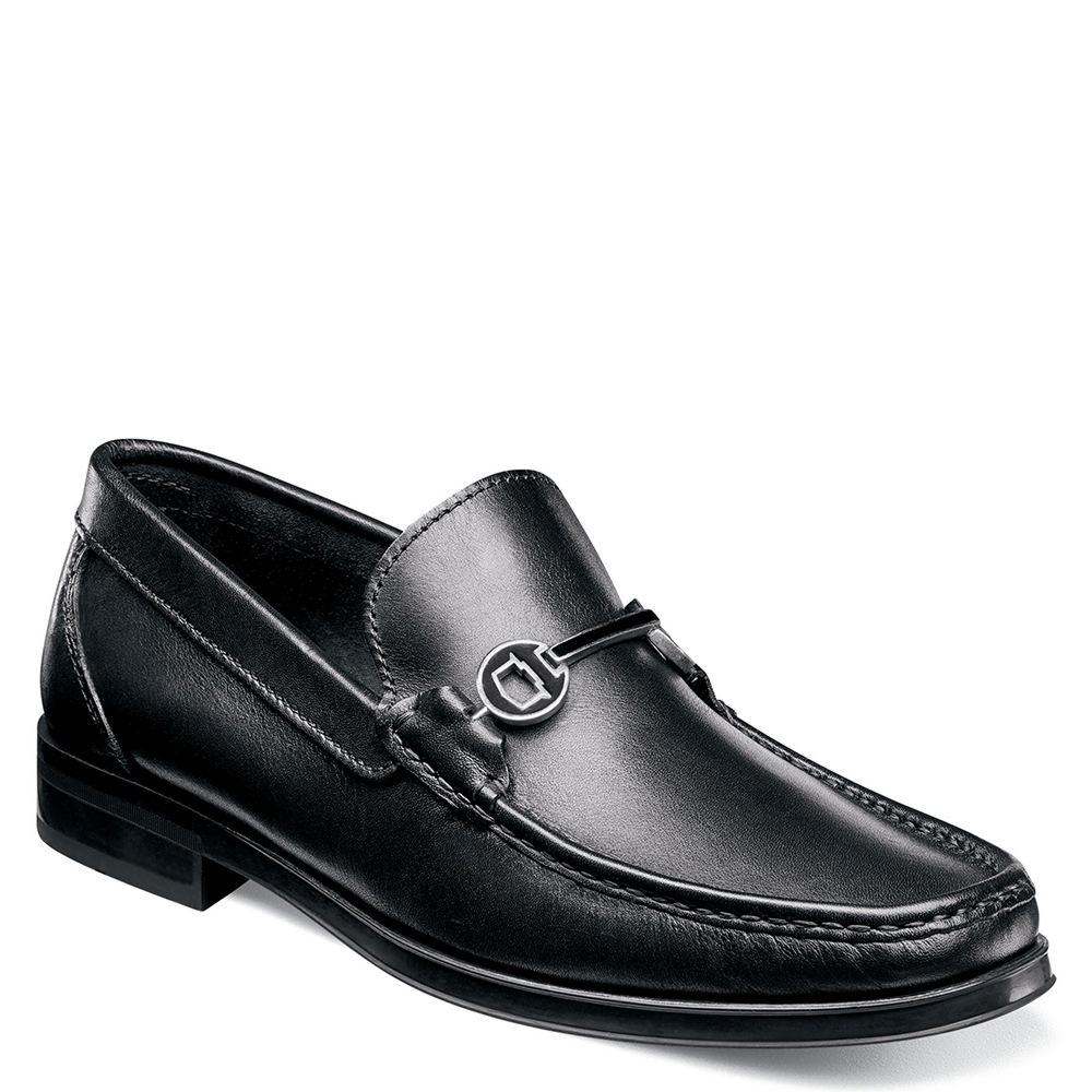 Florsheim Westbrooke Bit Loafer Men's Black Slip On 10 E3