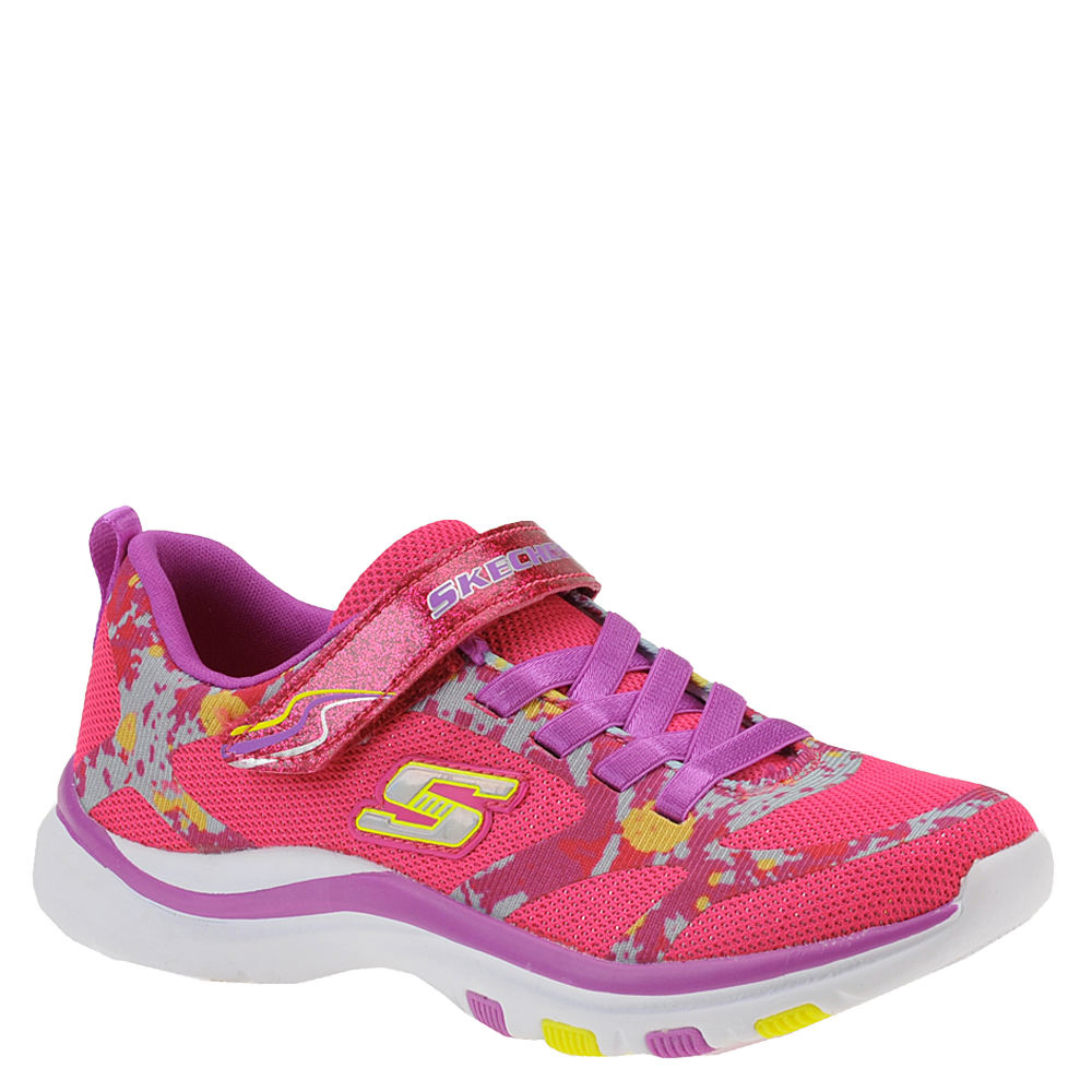 Skechers Trainer Lite-Bright Racer Girls' Toddler-Youth P...