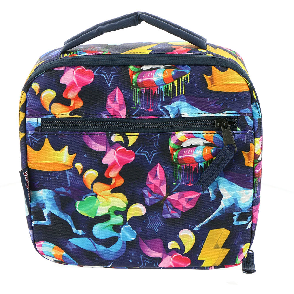 JanSport Lunch Break Lunch Bag Black Bags No Size 541589BLK