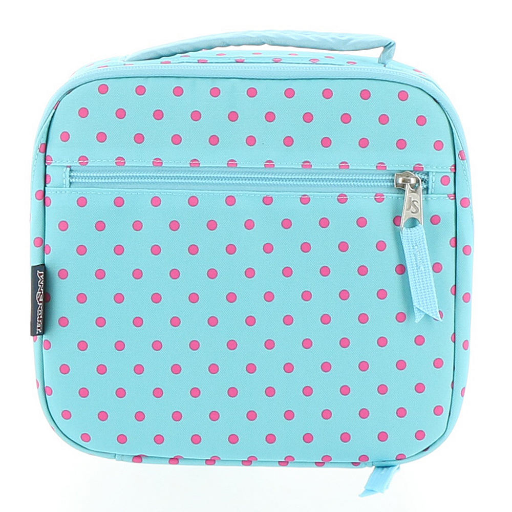 JanSport Lunch Break Lunch Bag Blue Bags No Size 541590BLP