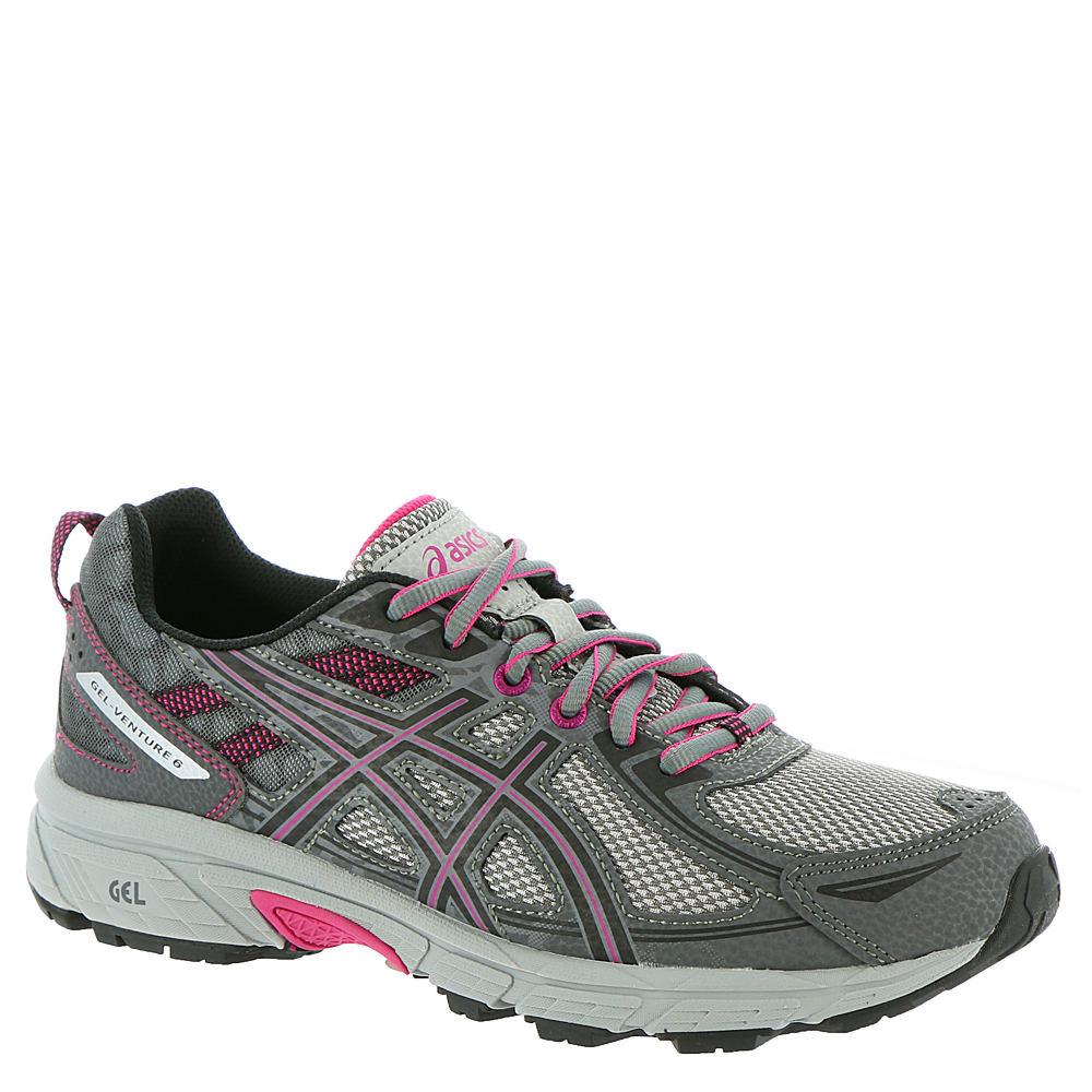 Asics Gel-Venture 6 Women's Grey Running 7 D