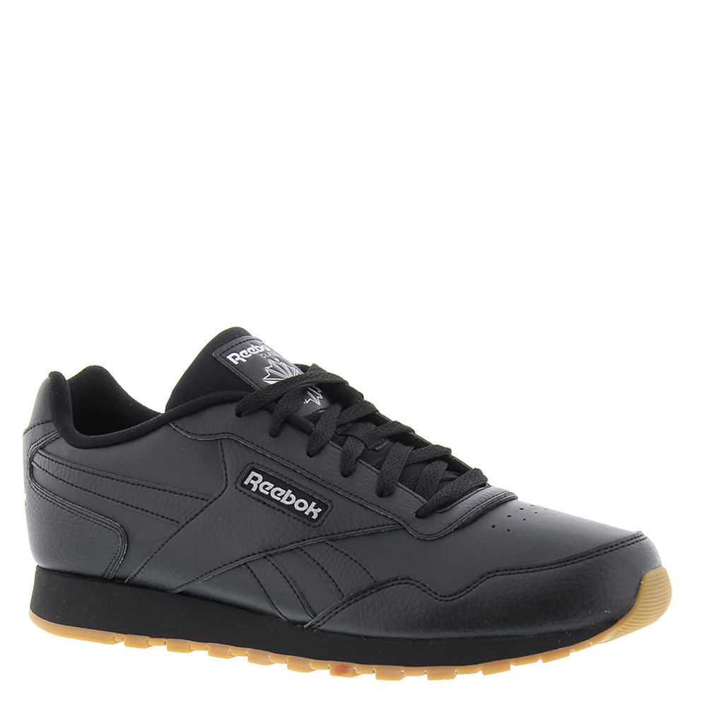 Reebok Classic Harman Run Men's Black Sneaker 12 M 649992BLK120M