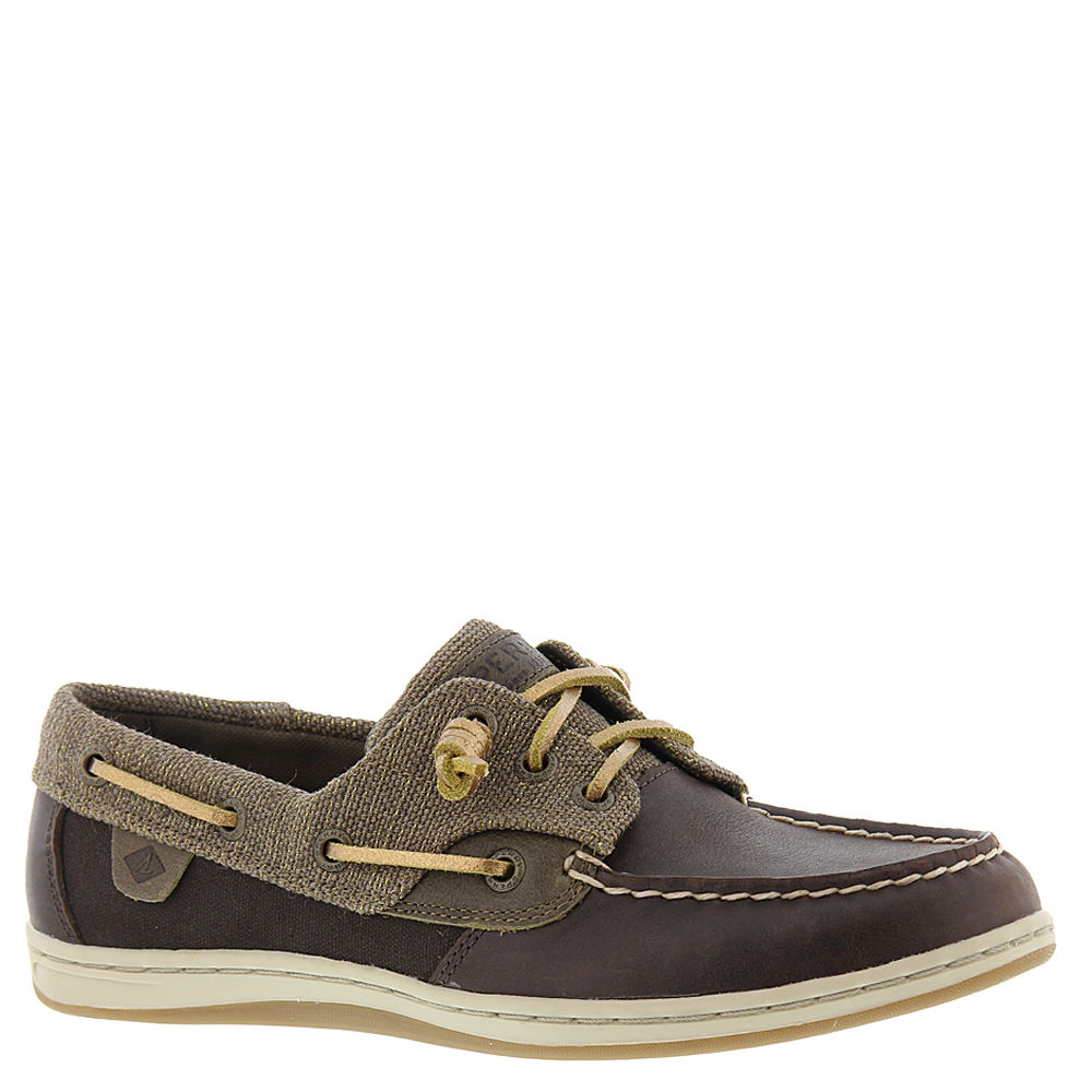 Sperry Top-Sider Songfish Sparkle Canvas (Women's) 541994DKB075M