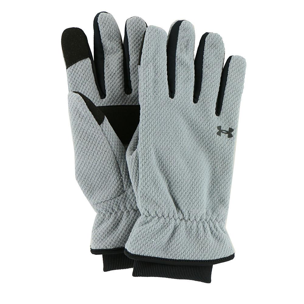 Under Armour CGI Fleece Glove Women's Grey Misc Accessories S 541999STLS