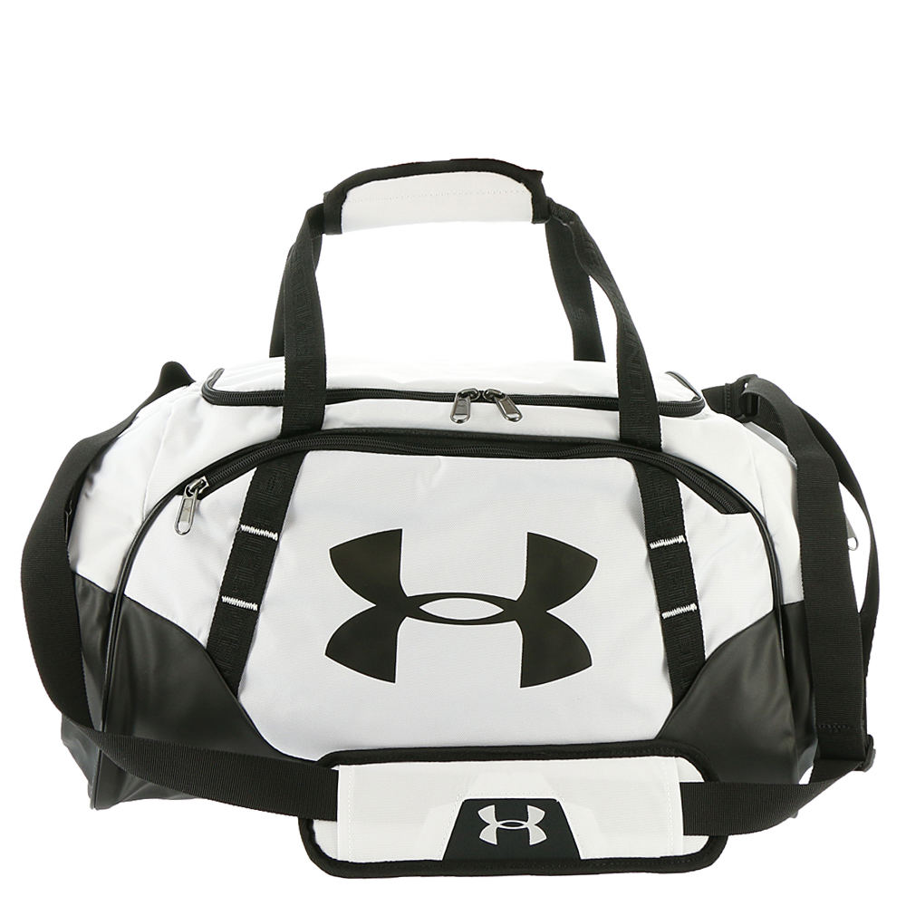 Under Armour Undeniable 3.0 Small Duffel White Bags No Size 650064WHT