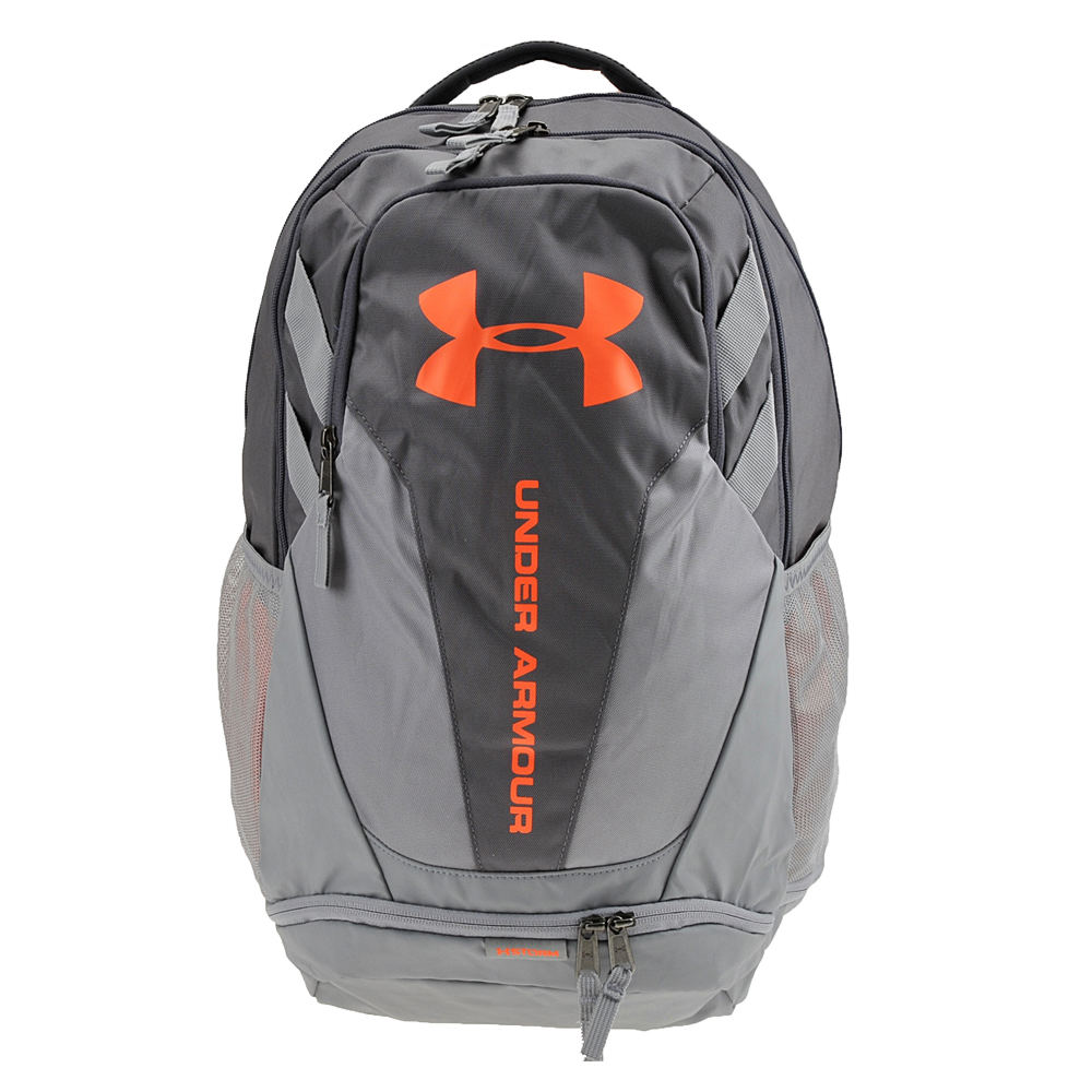 Under Armour Hustle 3.0 Backpack Grey Bags No Size 650032GRY