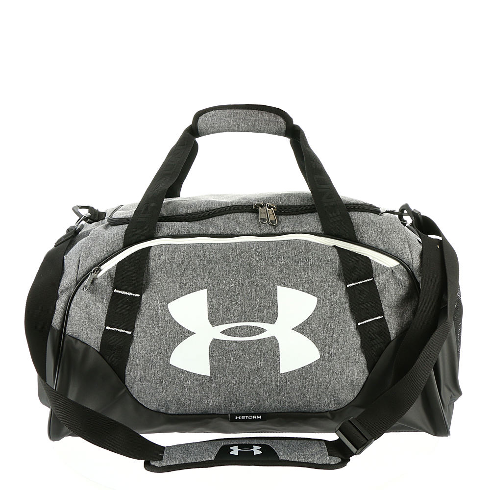 Under Armour Undeniable 3.0 Medium Duffel Grey Bags No Size 650052GHH