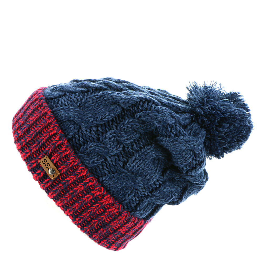 Roxy Snow Women's Anae Beanie Navy Hats One Size 542304PCT