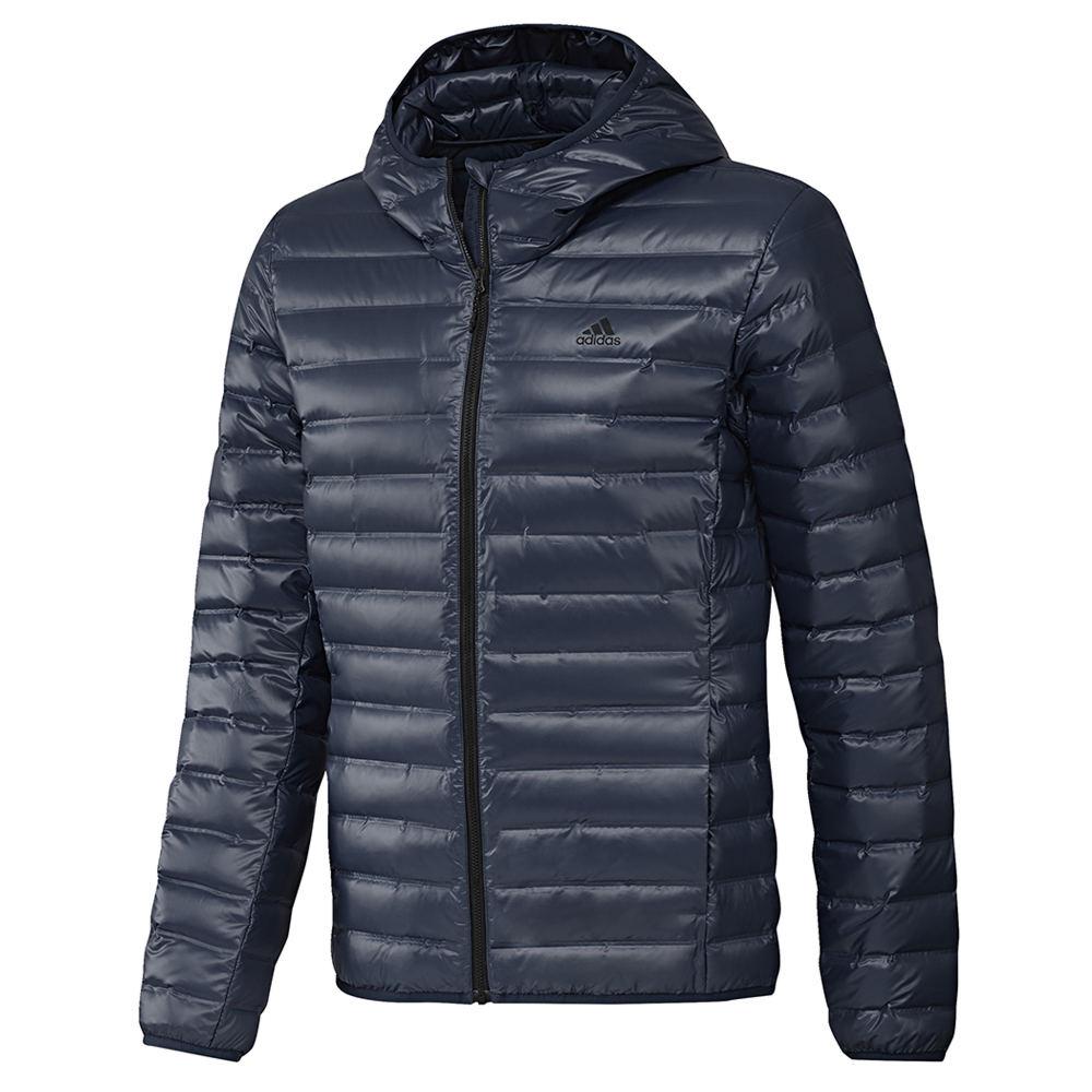 adidas Men's Varilite Hoodie Navy Jackets M 712692CGNM