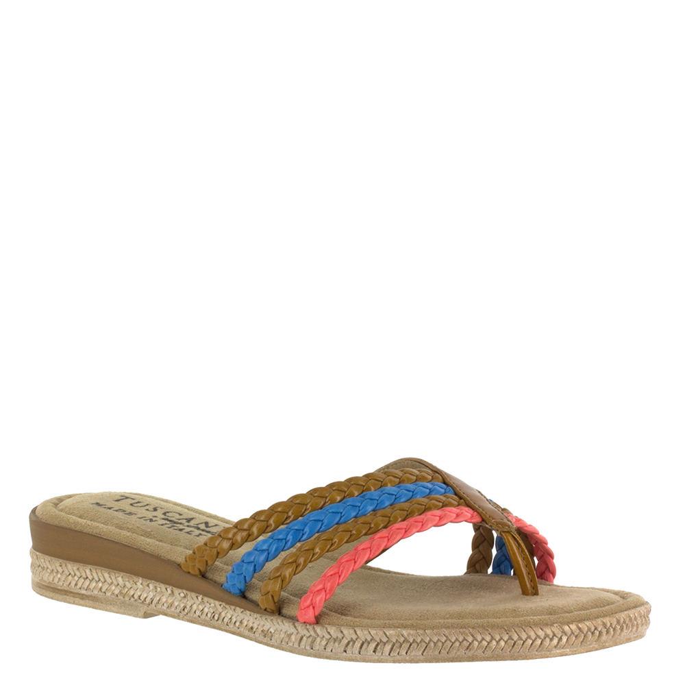 Easy Street Sonia Women's Tan Sandal 6 N