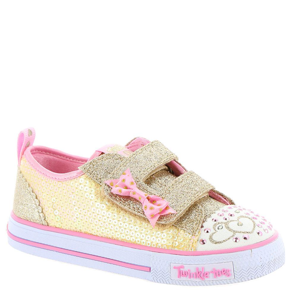 Skechers Twinkle Toes Shuffles-Itsy Bitsy Girls' Infant-T...