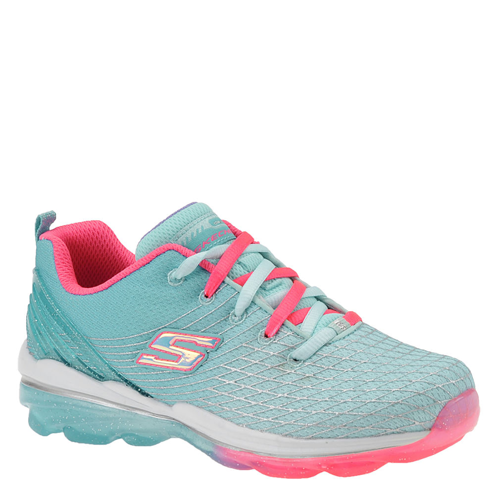 Skechers Skech Air-Deluxe 81195L Girls' Toddler-Youth Gre...