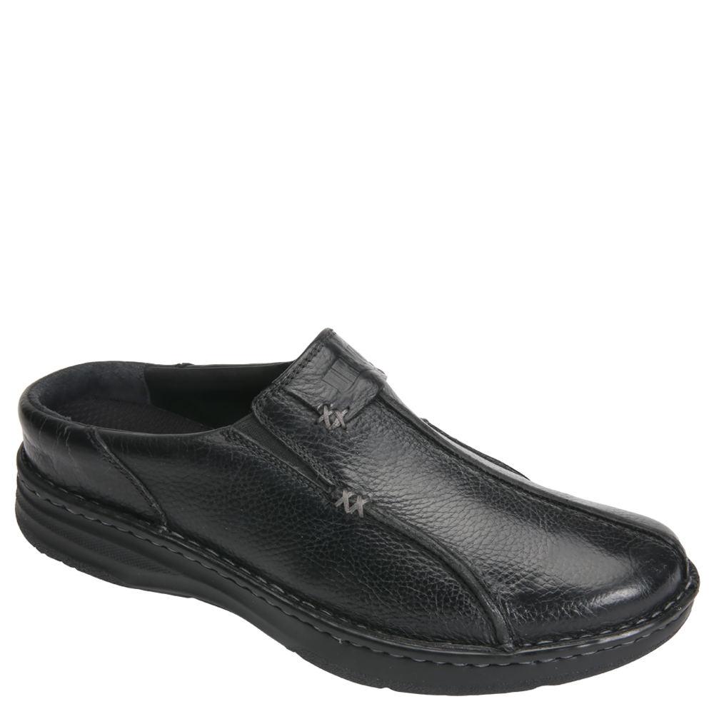 Drew Jackson Men's Black Slip On 16 M