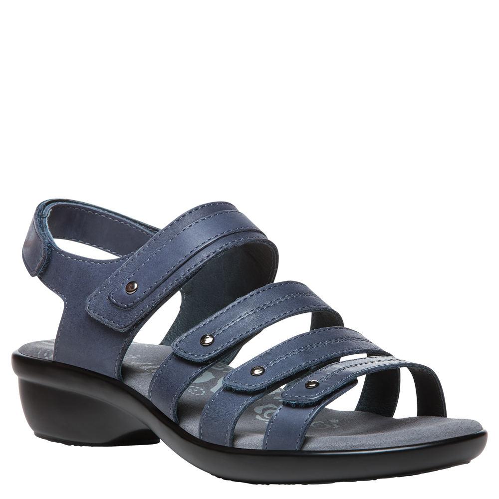 Propét Aurora Women's Blue Sandal 8.5 XX