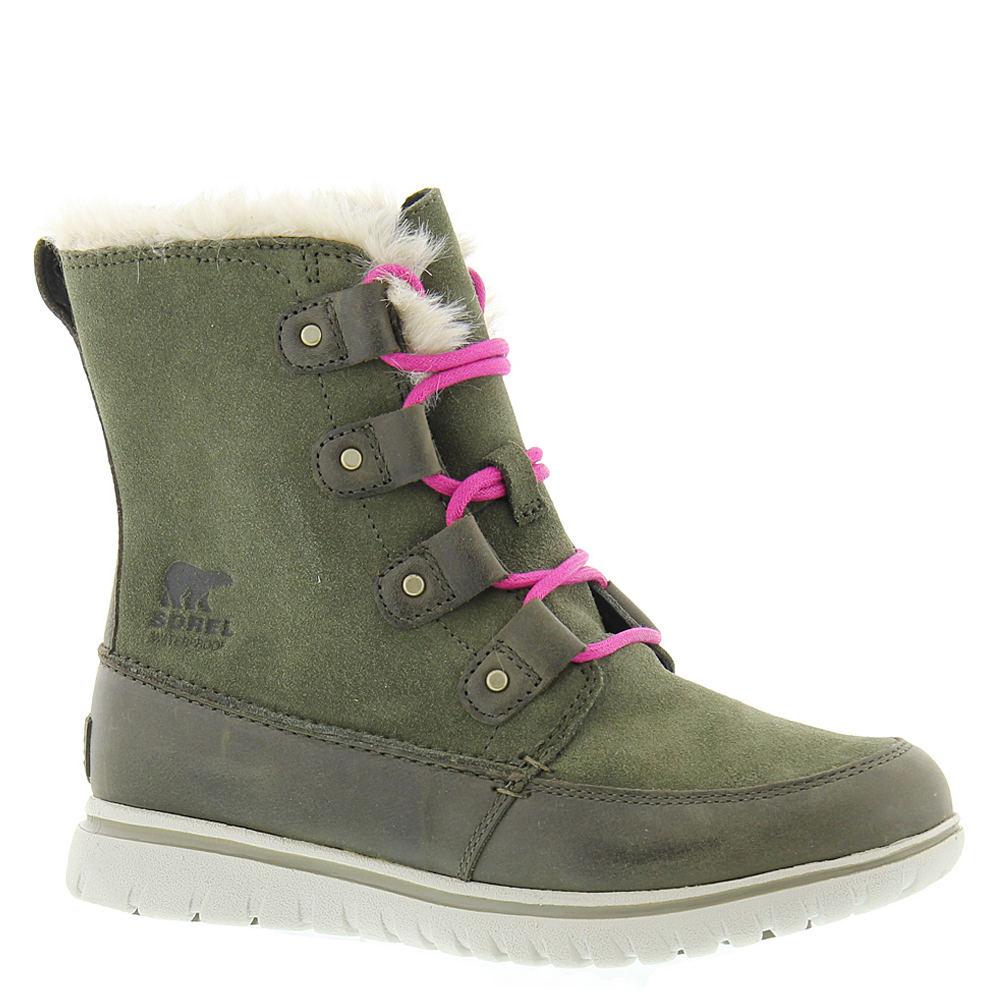 Sorel Cozy Joan Women's Green Boot 11 M