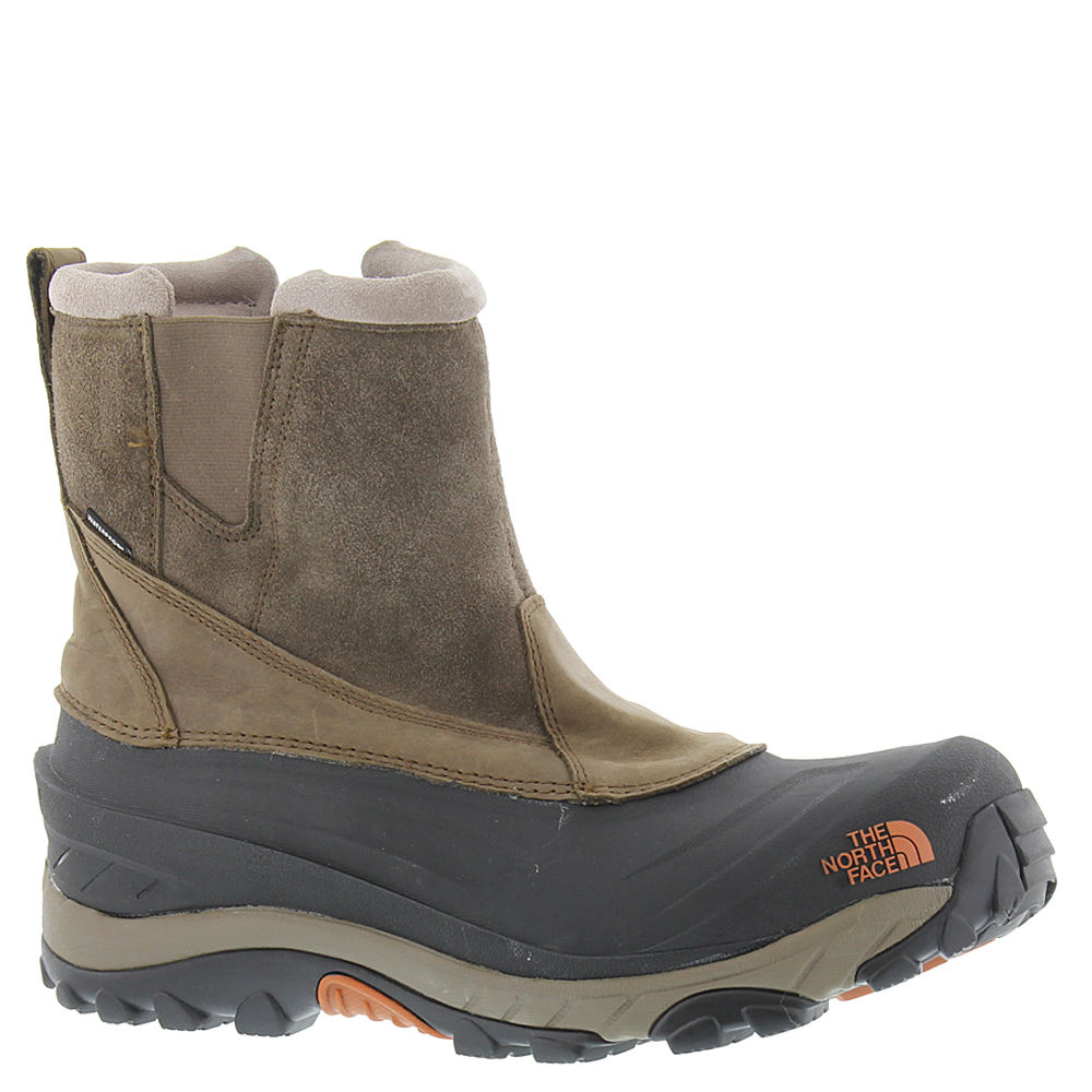 North Face Chilkat III Pull On Men's Brown Boot 11.5 M