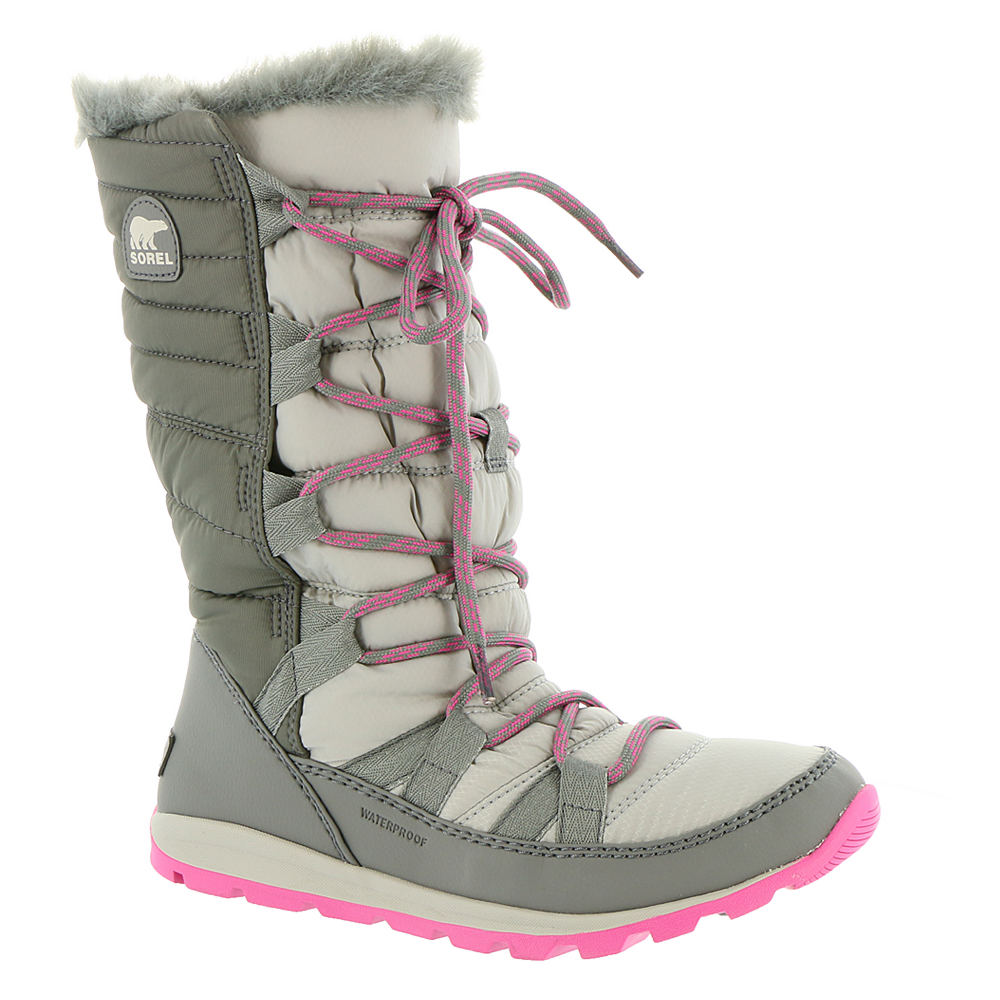 Sorel Whitney Lace Girls' Toddler-Youth Pink Boot 10 Todd...