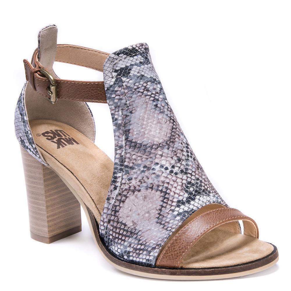 Mukluks Darcey Women's Brown Sandal 7 M