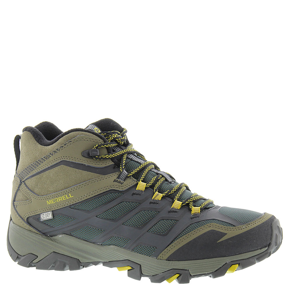 Merrell Moab FST Ice+ Thermo Men's Green Boot 10 M