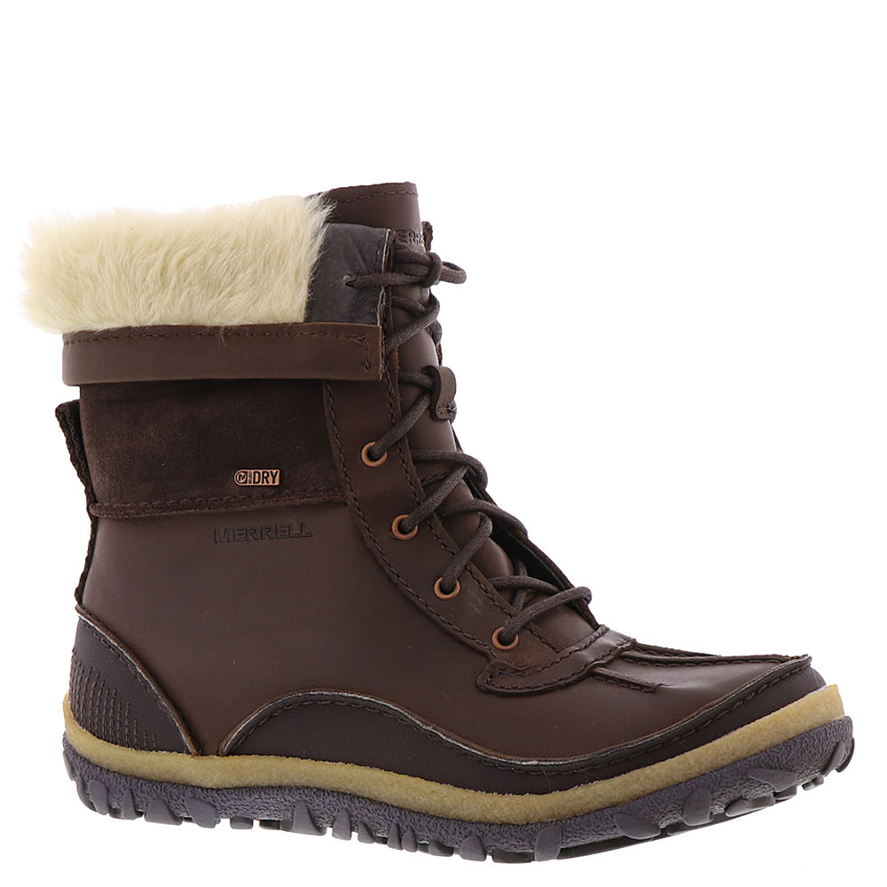 Merrell Tremblant Mid Polar Waterproof Women's Brown Boot...