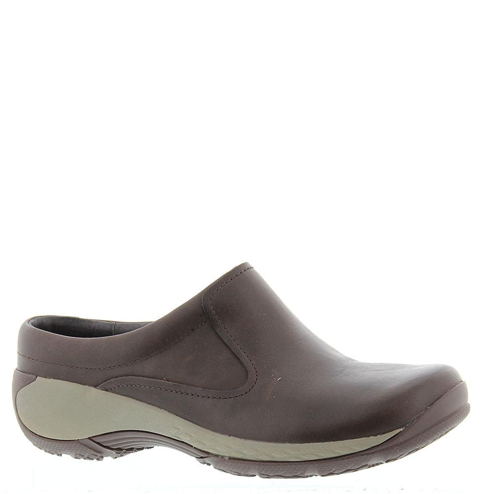 Merrell Encore Q2 Slide Leather Women's Brown Slip On 10.5 M
