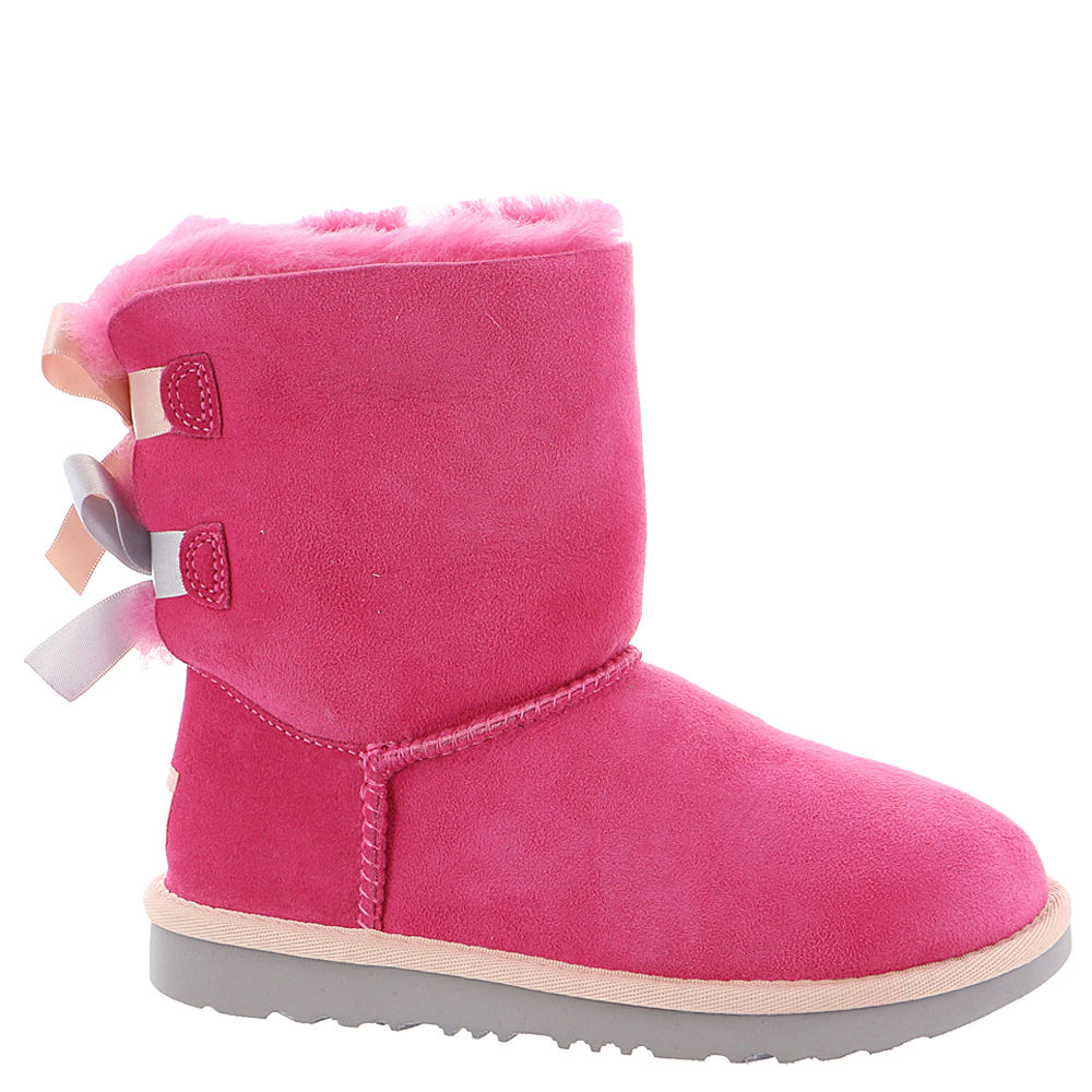 UGG Bailey Bow II Girls' Toddler-Youth Pink Boot 13 Toddl...