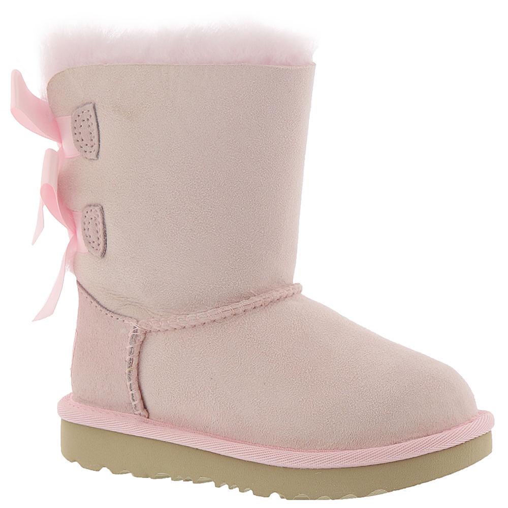UGG Bailey Bow II Toddler Girls' Toddler Pink Boot 7 Todd...