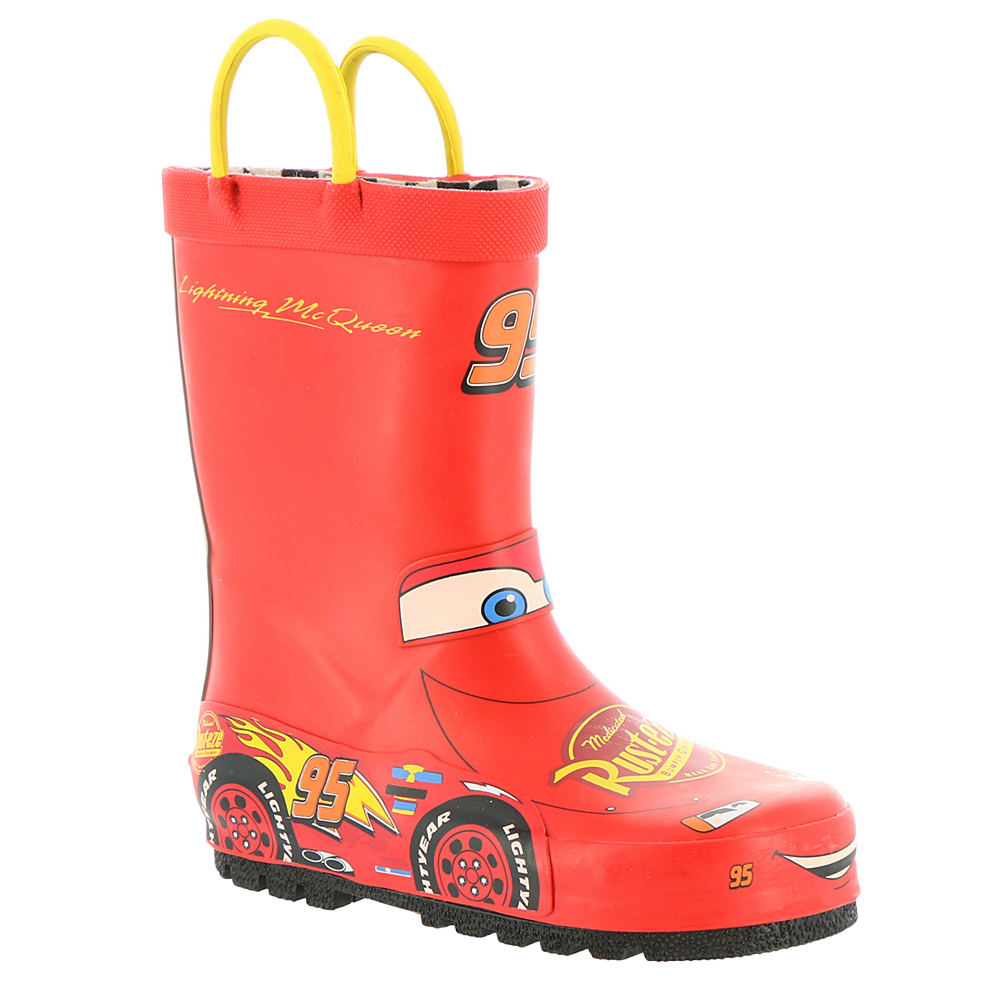 Western Chief Cars Boys' Infant-Toddler-Youth Red Boot 9 ...