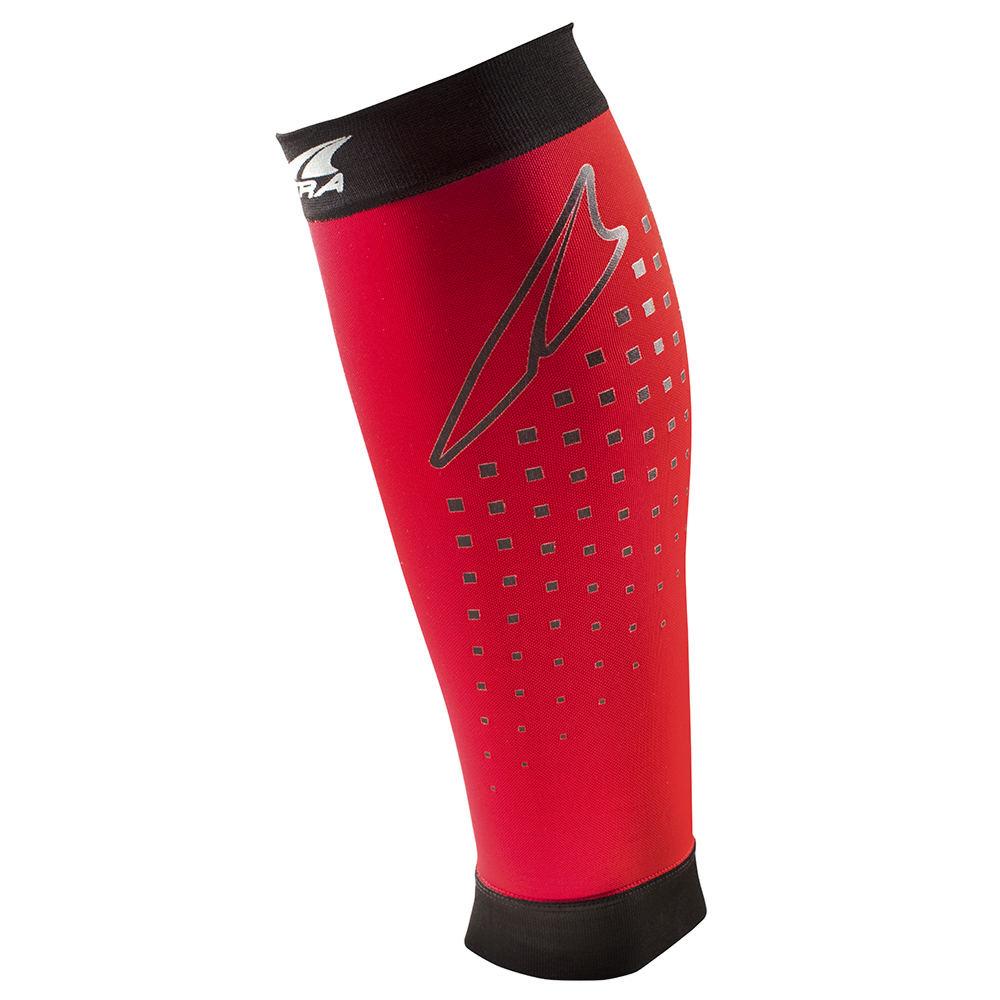 Altra Performance Calf Sleeve Red Socks S/M