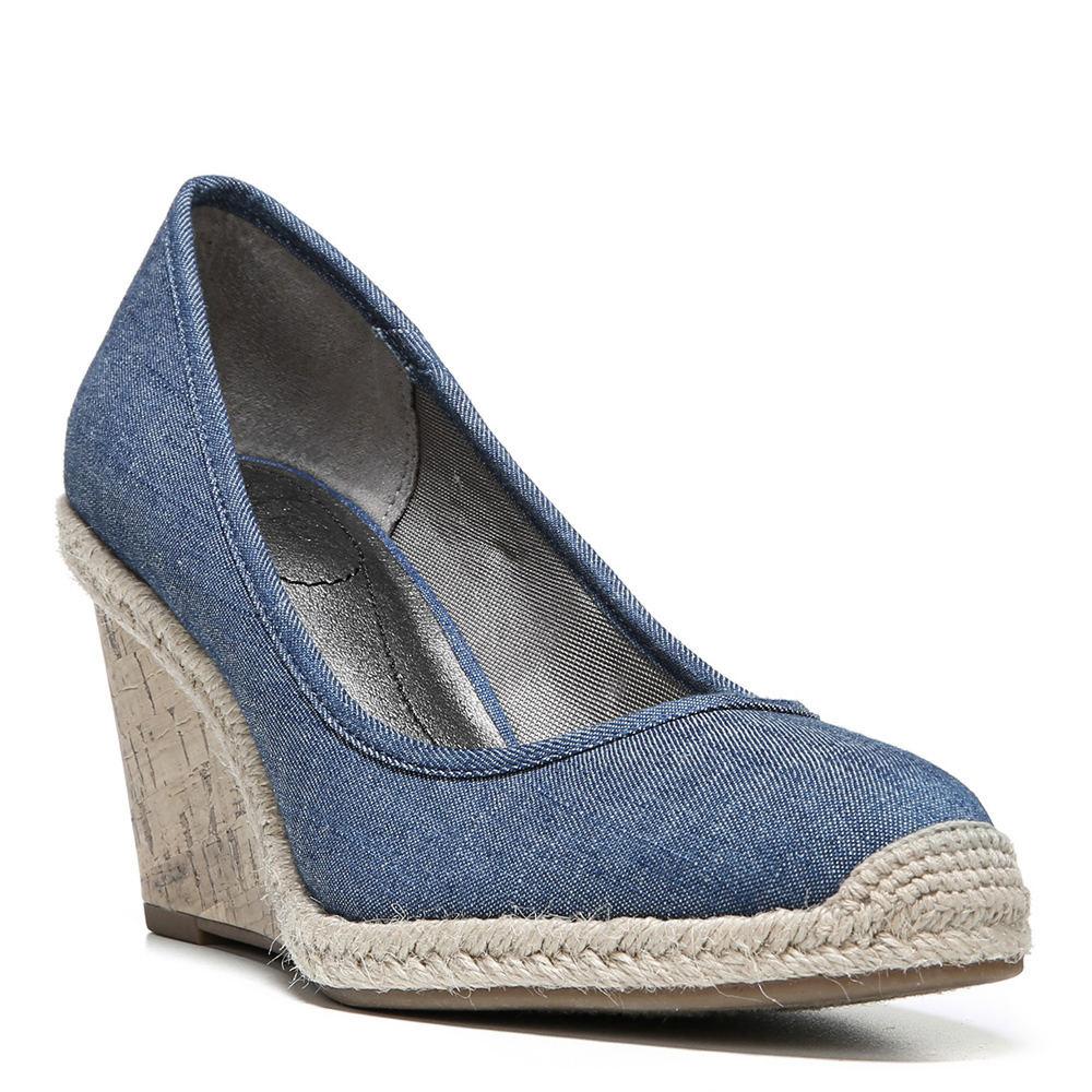 LifeStride Listed Women's Blue Slip On 9 W