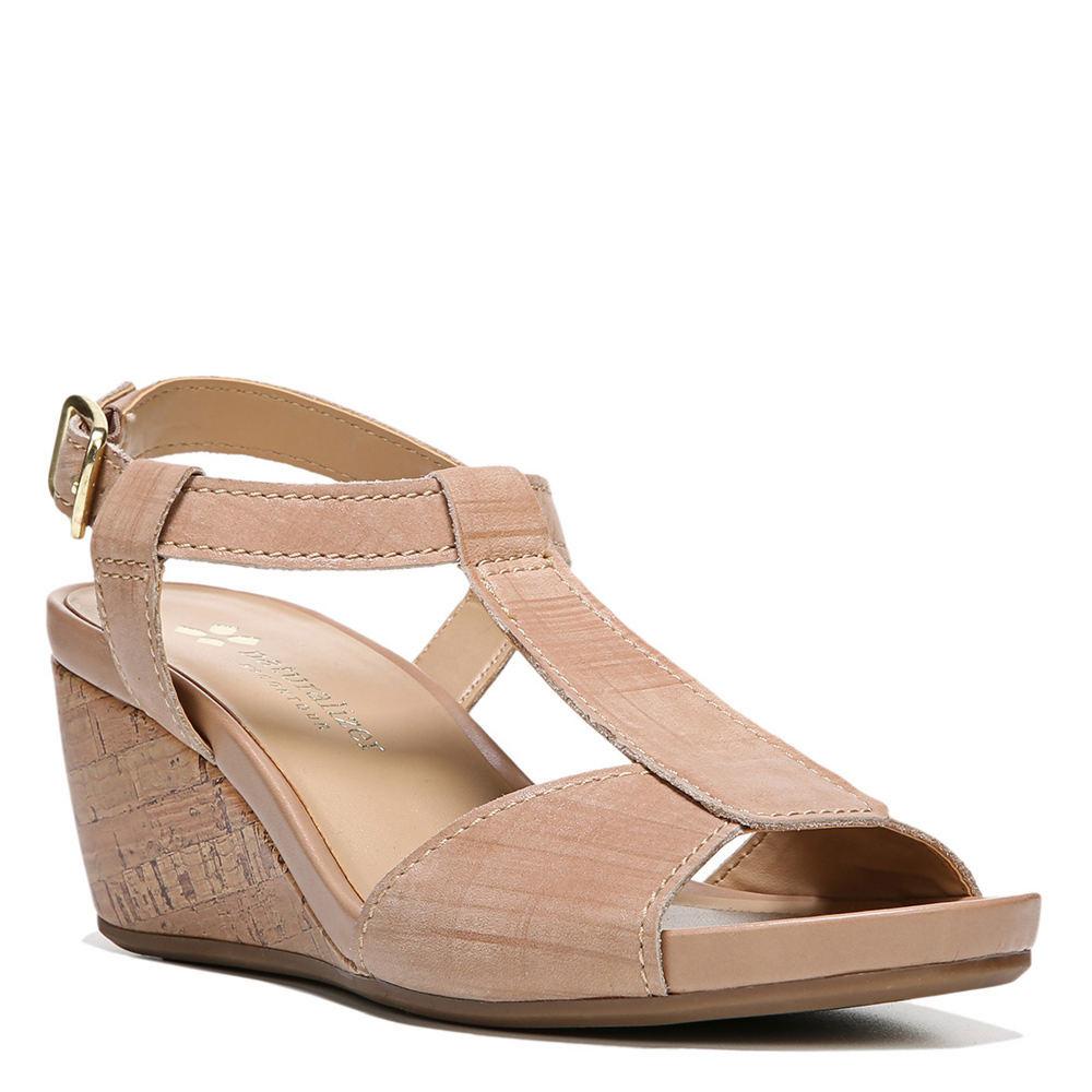 Naturalizer Camilla Women's Tan Sandal 8 M