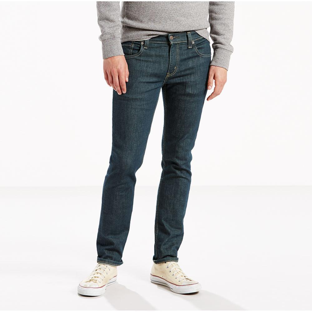 Levi's Men's 511 Slim Fit Jeans Blue Pants 34-30
