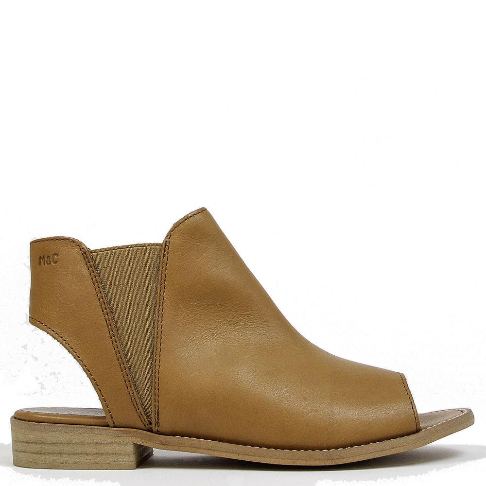 Musse & Cloud Ciara Women's Brown Sandal EURO 40 M