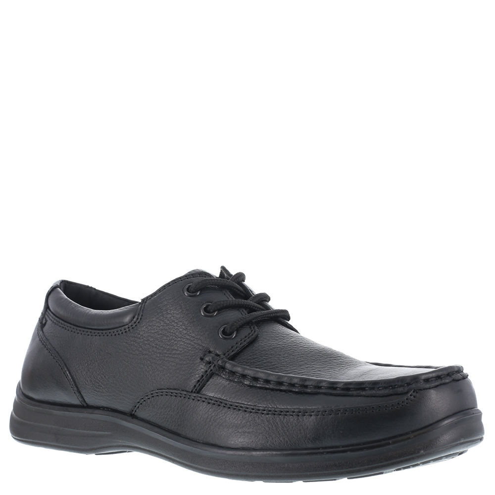 Florsheim Work Wily Moc-Toe Men's Black Oxford 8.5 D