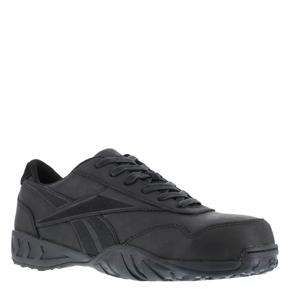 Reebok Work Bema Men's Black Oxford 13 W 650849BLK130W