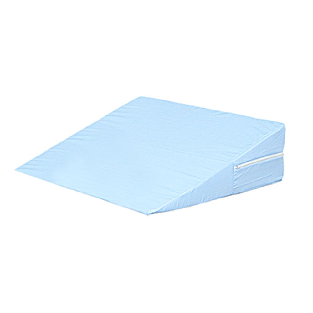 "DMI® Foam Triangle Bed Wedge (7""x24""x24"") 414637BLU"