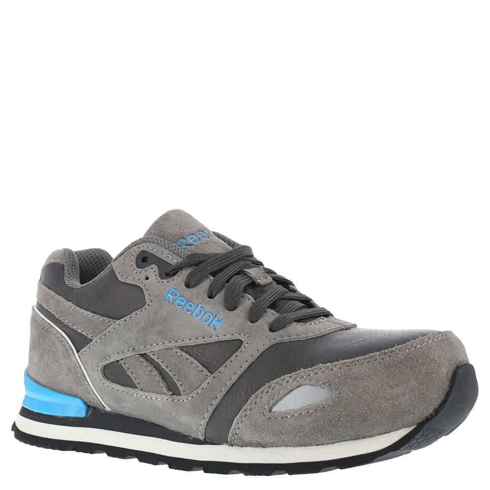 Reebok Work Prelaris Women's Grey Oxford 10.5 M 546148GRY105M