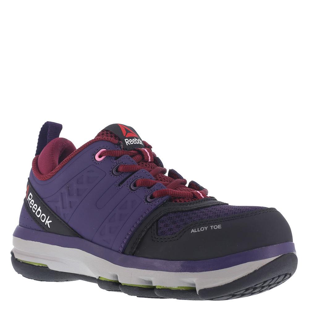 Reebok Work DMX Flex Work Women's Purple Oxford 12 W