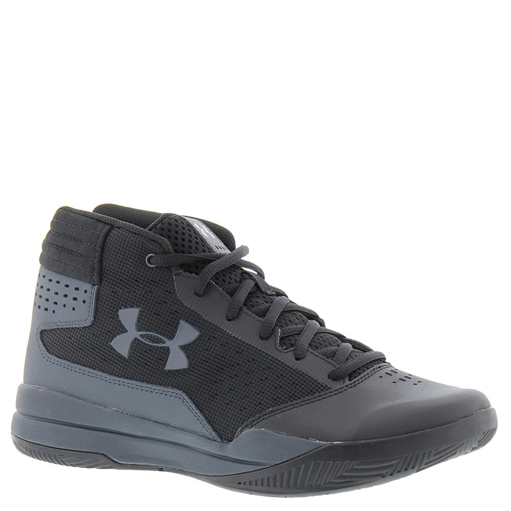 Under Armour BGS Jet 2017 Boys' Youth Black Basketball 5....