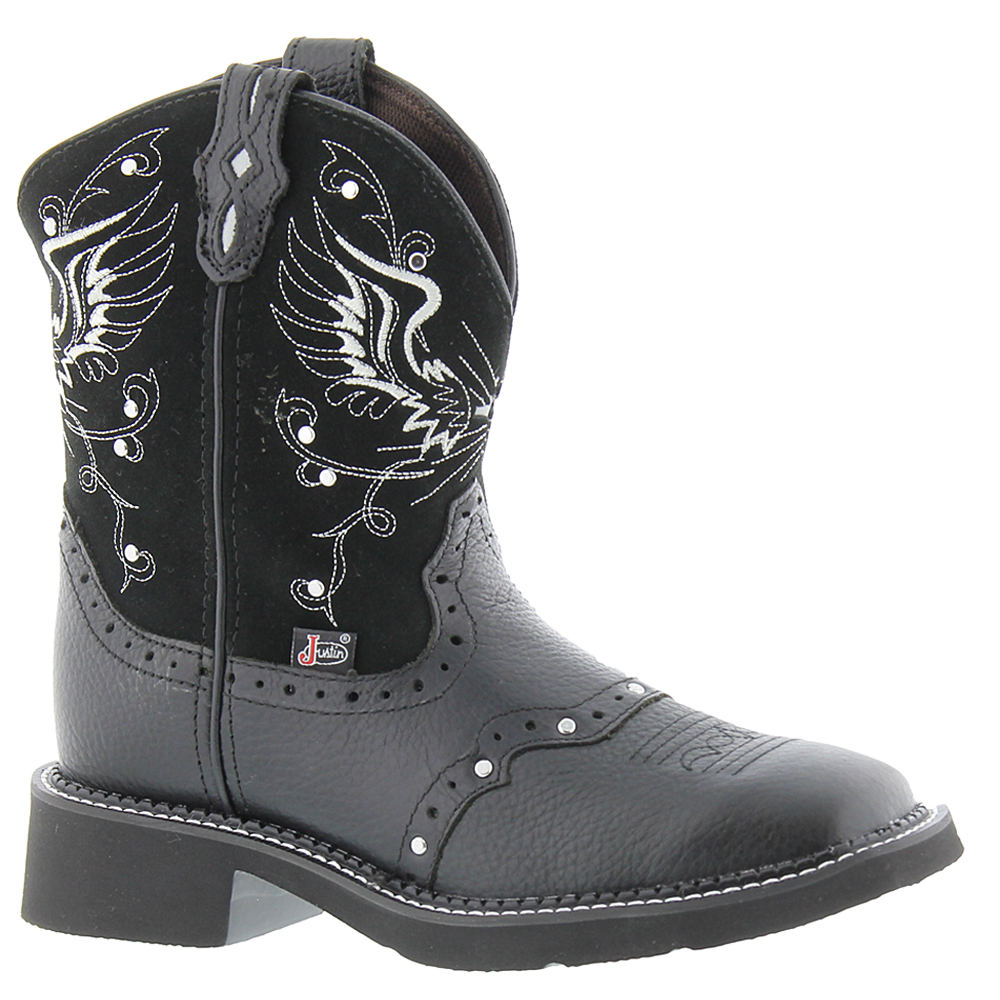 Justin Gypsy Collection L9977 Women's Black Boot 11 B