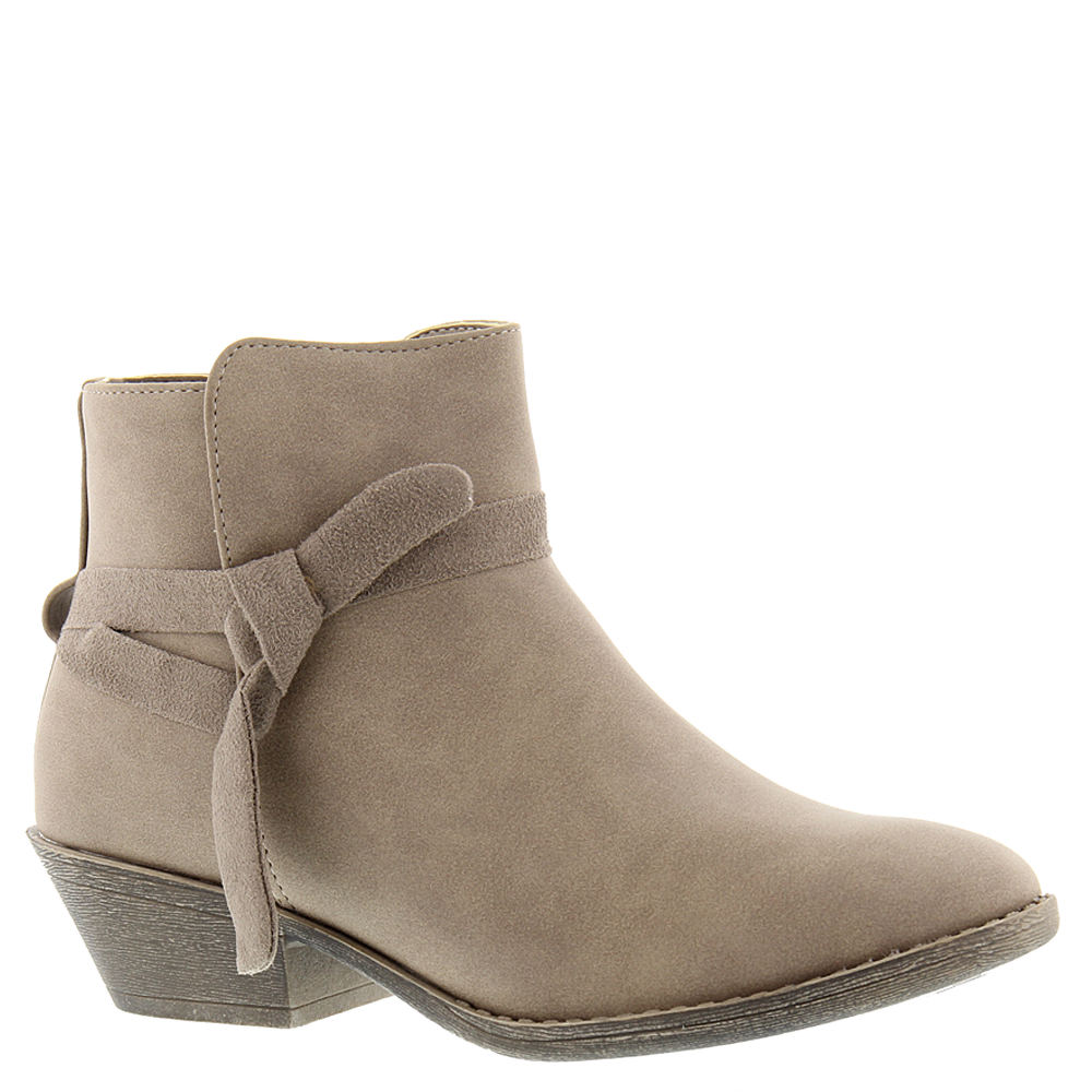 Kenneth Cole Reaction Taylor Tie Girls' Toddler-Youth Tan Boot 5.5 Youth M 825334SND055M