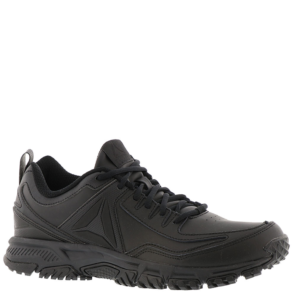 Reebok Ridgerider Leather Men's Black Walking 12 E4 651186BLK120E4
