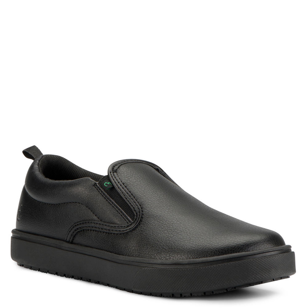 Emerilware Royal Leather Twin Gore Slip On Women's Black ...