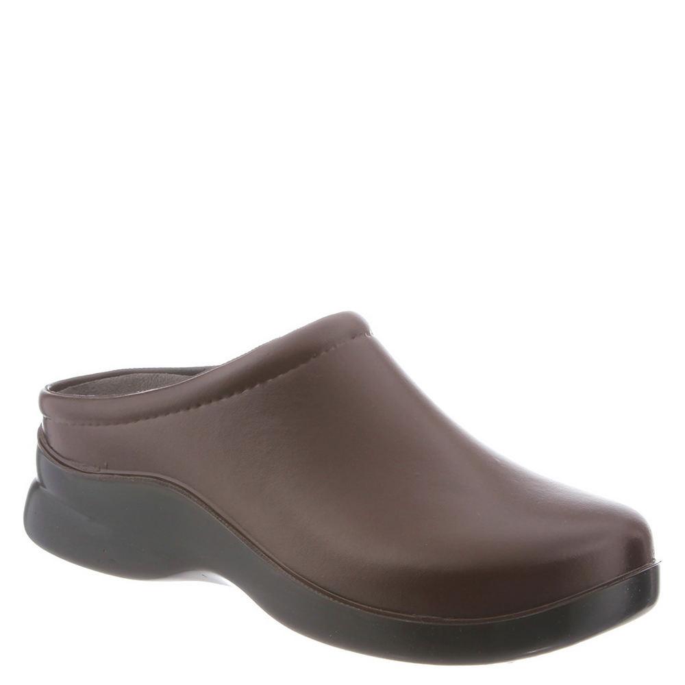 Klogs Dusty Unisex Brown Slip On 5 N