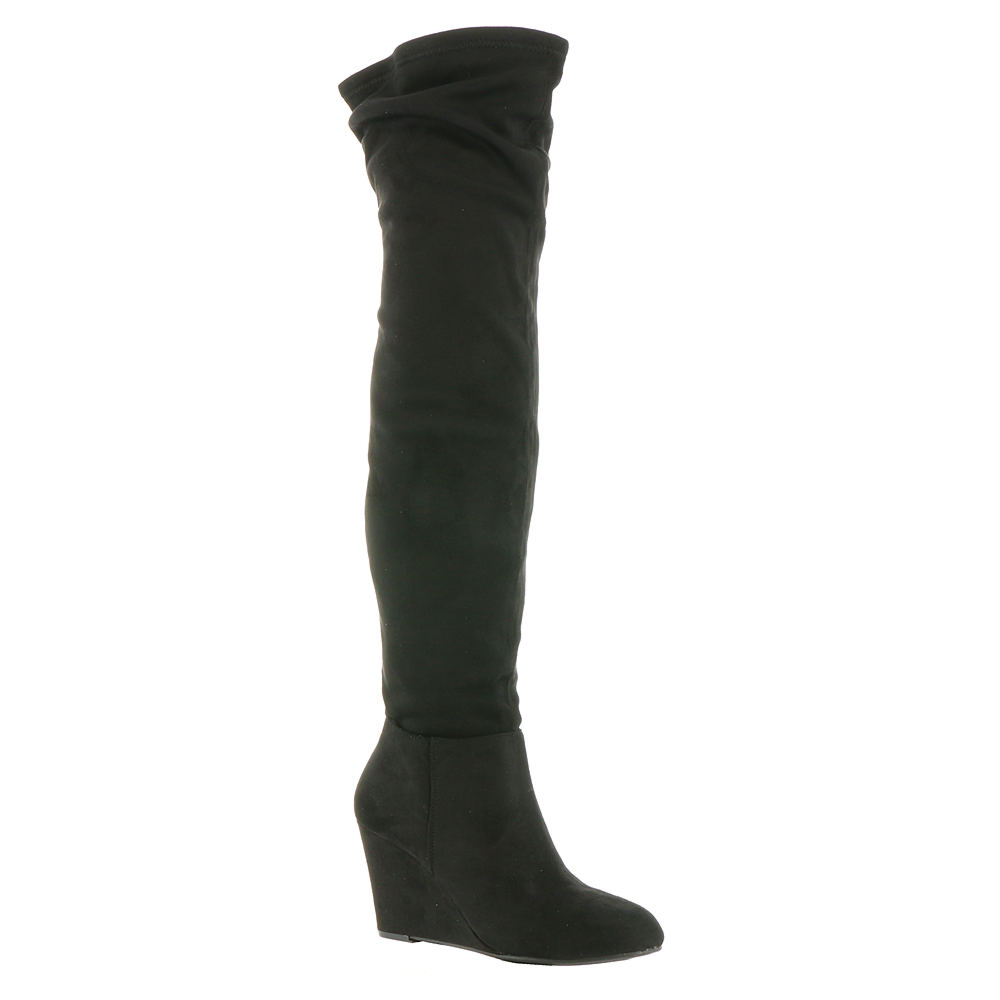 Chinese Laundry Unleashed Women's Black Boot 10 M