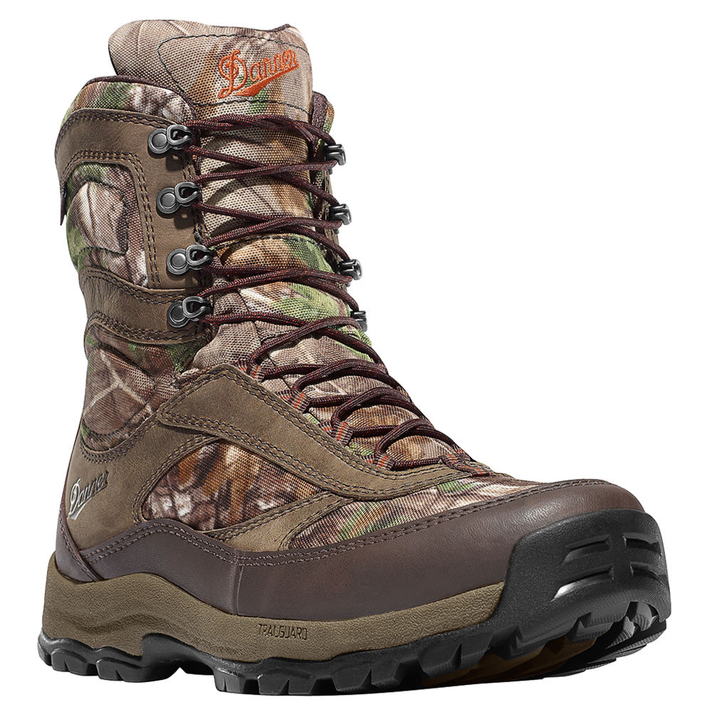 """Danner High Ground 8"""" Realtree Xtra Men's Multi Boot 8 D"""
