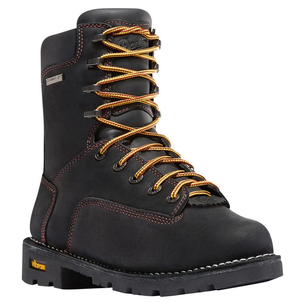"""Danner Gritstone 8"""" AT Men's Black Boot 13 E2"""