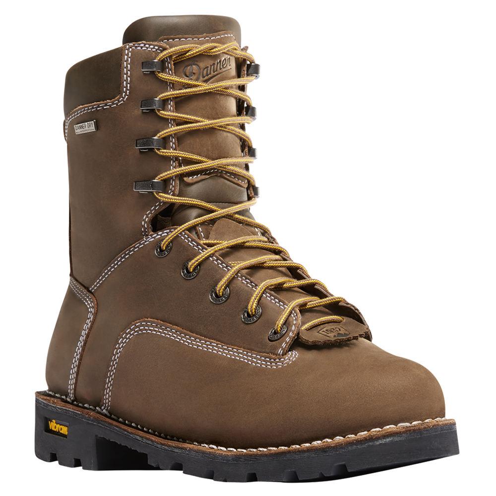 "Danner Gritstone 8"" AT Men's Brown Boot 15 D"