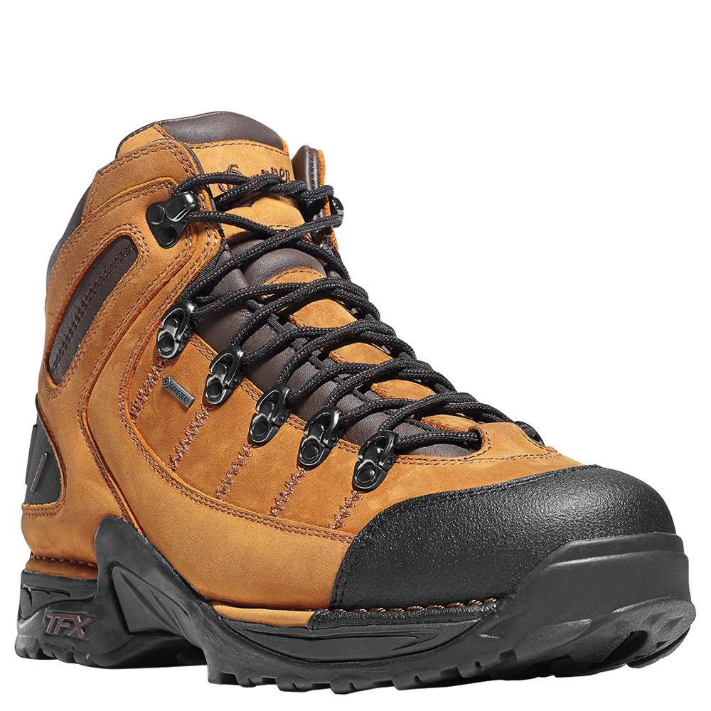 "Danner 453 5.5"" Distressed Lthr Men's Brown Boot 12 D"