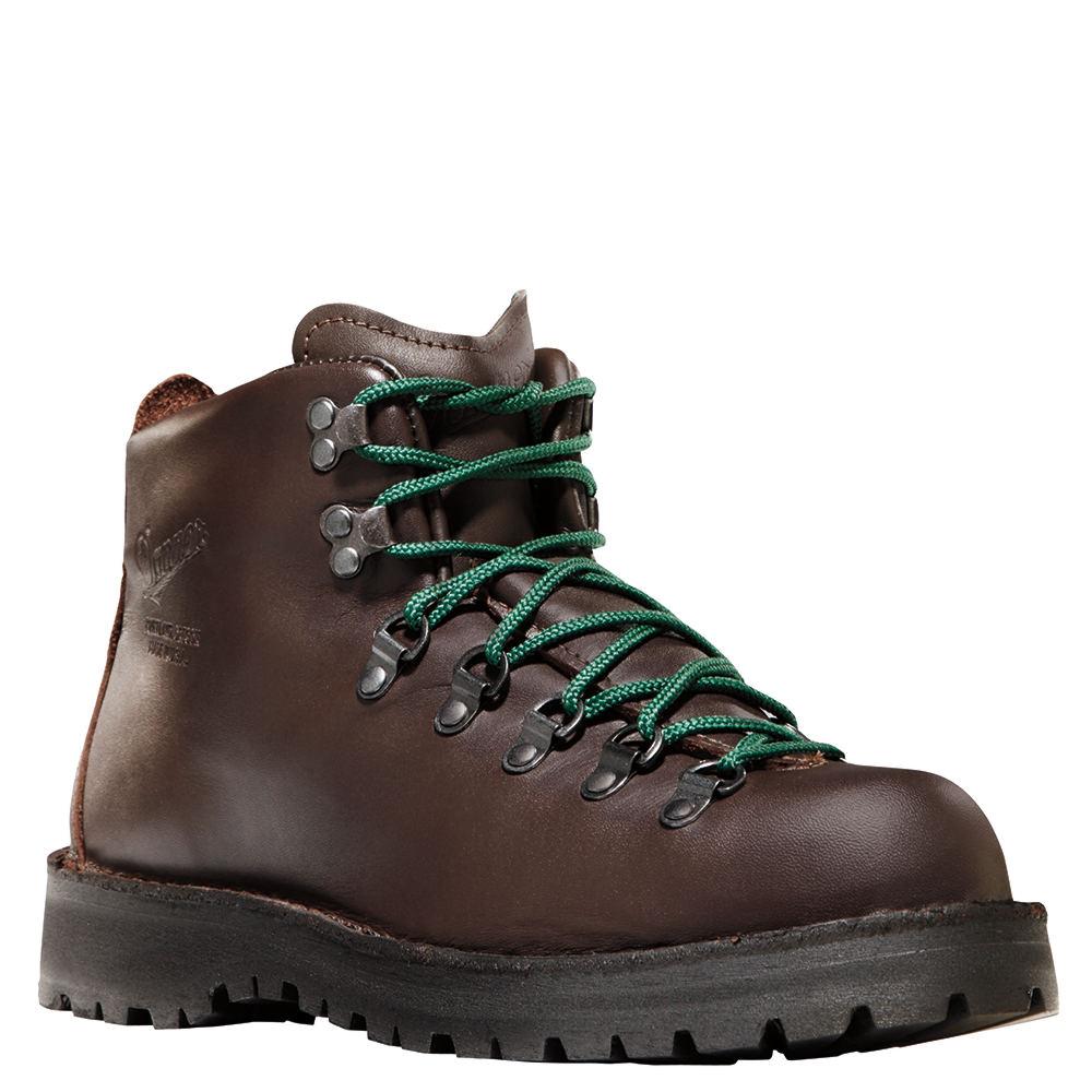 "Danner Mountain Light II 5"" Unisex Brown Boot 7 D"